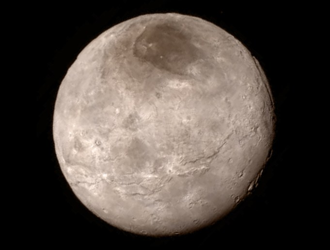 Charon, moon of Pluto